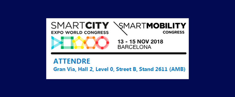 Attend® Council Smart City. AMB selecciona 6 empreses innovadores per a participar en el Smart City Expo World Congress 2018